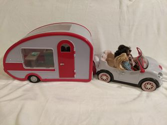 Doll Car And Trailer for Sale in Maitland,  FL