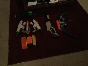 Nerf guns for sale for Sale in College Park, GA