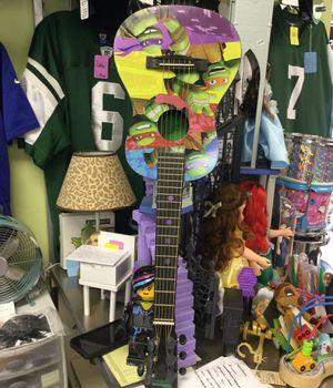 First Act Teenage Mutant Ninja Turtles Guitar for Sale in Marlboro Township, NJ