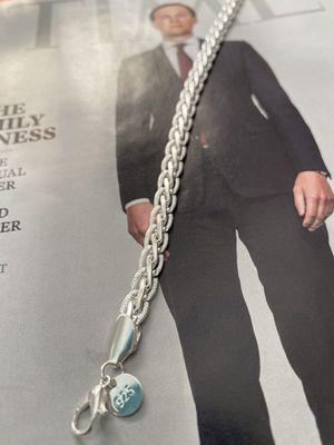925 silver bracelet for Sale in Irving, TX