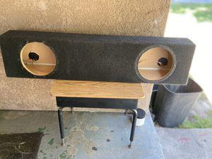Speaker box for truck for Sale in Modesto, CA