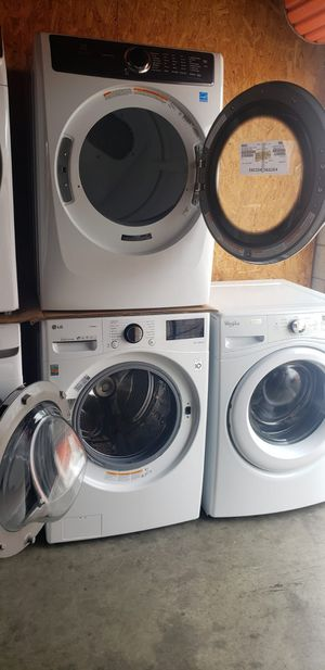 ELECTROLUX/LG SET for Sale in Long Beach, CA