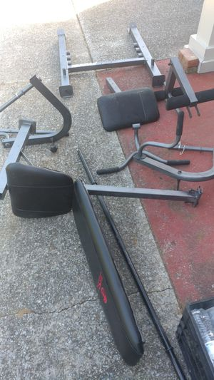 Marcy diamond elite weigh bench for Sale in Hermitage, TN