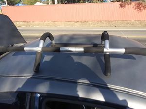 Pro fit iron gym pull up bar for Sale in Rio Linda, CA