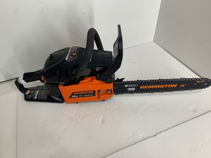 """Remington RM4214 14"""" chainsaw 85770 for Sale in Federal Way, WA"""