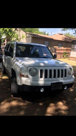Jeep Patriot for Sale in Dallas, TX