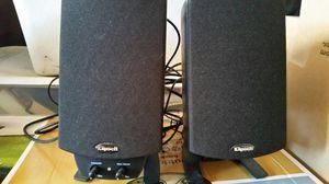 Klipsch computer satellite speakers for Sale in Yucca Valley, CA