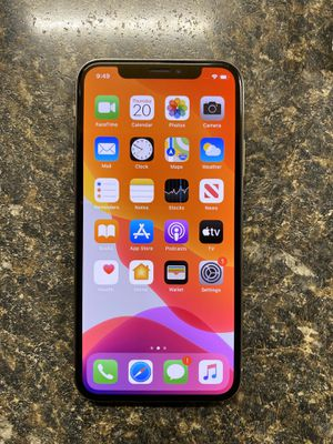 iPhone X 64GB Unlocked For Any Company for Sale in Chicago, IL