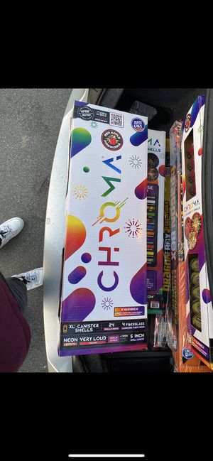 Fireworks for Sale in Rowland Heights, CA