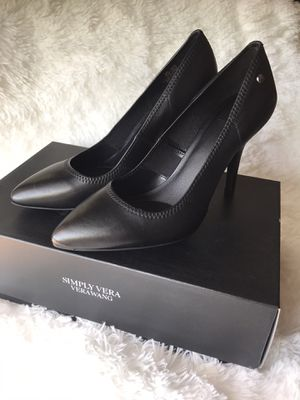 Black high heels - Size 7 for Sale in Lincoln Acres, CA