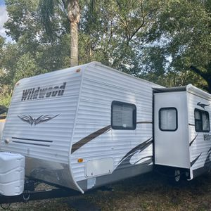 2012 Forest Rive Wiled Wood Bunkhouse 1slide for Sale in Ocoee, FL