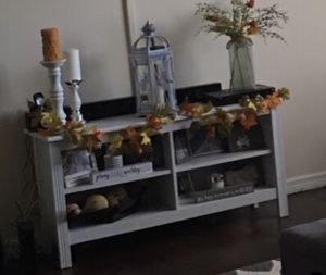 Tv stand white for Sale in St. Cloud, FL