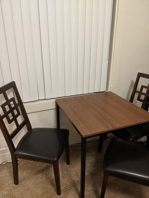 Table with 4 chairs for Sale in San Diego, CA