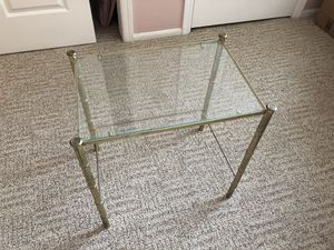 3-piece set glass top coffee tables for Sale in Holmdel, NJ