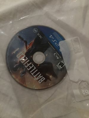 Ps4 game for Sale in San Diego, CA