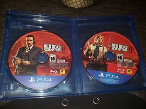 Red Dead Redemption 2 for PS4 for Sale in Anaheim, CA