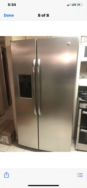 GE Stainless Steel for Sale in Houston, TX