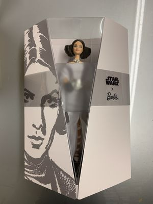 Brand New - Star Wars A New Hope Princess Leia Barbie Signature Doll Toy Figure for Sale in Artesia, CA