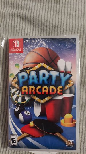 Party Arcade(Nintendo Switch) for Sale in Oakland, CA