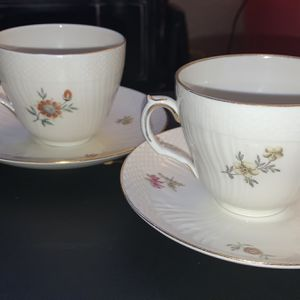 Royal Copenhagen Tea Cups and Saucers for Sale in San Antonio, TX