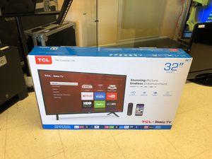 TCL 32 inch tv w/ remote for Sale in Phoenix, AZ
