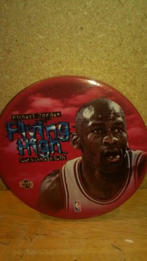 1990's UPPER DECK MICHAEL JORDAN TIN for Sale in Baldwin Park, CA