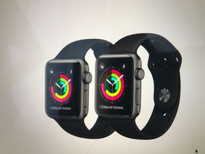 Apple Watch series 3 Black for Sale in Downers Grove, IL