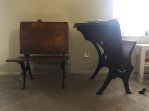 Genuine Antique Desks for Sale in Cincinnati, OH