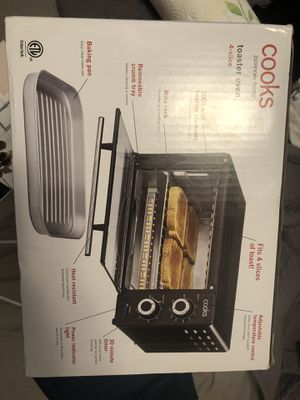 Brand New toaster oven for Sale in Hialeah, FL