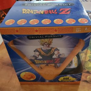DragonBall Z Trivial Pursuit for Sale in Arcadia, CA