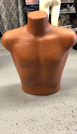 Mannequin men's torso for Sale in Indianapolis, IN