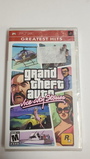 Grand Theft Auto Vice City Stories for Sale in Woodbridge, VA