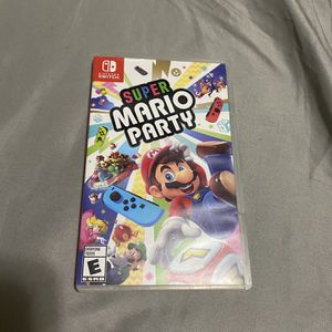Mario Party Switch for Sale in Mesa, AZ