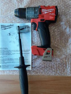 "Milwaukee M18 Fuel 1/2"" Hammer Drill (Tool Only) for Sale in Los Angeles,  CA"