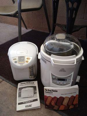 Welbilt bread mashine for Sale in Glendale, AZ