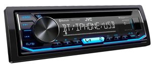 JVC in dash Bluetooth mp3 AM/FM Radio Receiver for Sale in Pembroke Pines, FL