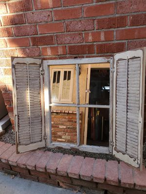 Antique mirrow window for Sale in Woodland Hills, CA