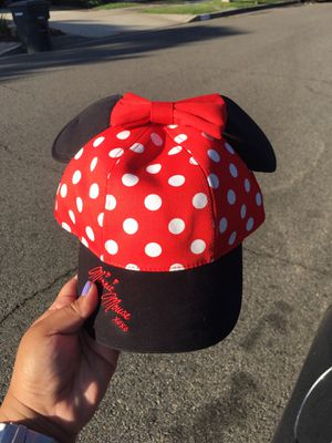 "AUTHENTIC DISNEY HAT ""MINNIE MOUSE EARS"" for Sale in San Diego, CA"