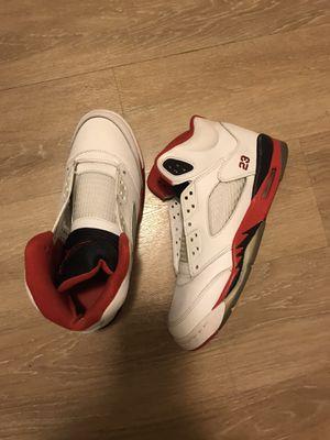 Jordan 5's size 7 for Sale in Germantown, MD