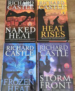 Richard Castle Lot of 4 Nikki Heat HC for Sale in Lake Stevens,  WA
