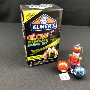 Elmers glow-in-the-dark slime kit New for Sale in Bristol, IL