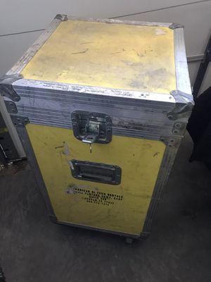 Free rolling storage case last one for Sale in Las Vegas, NV