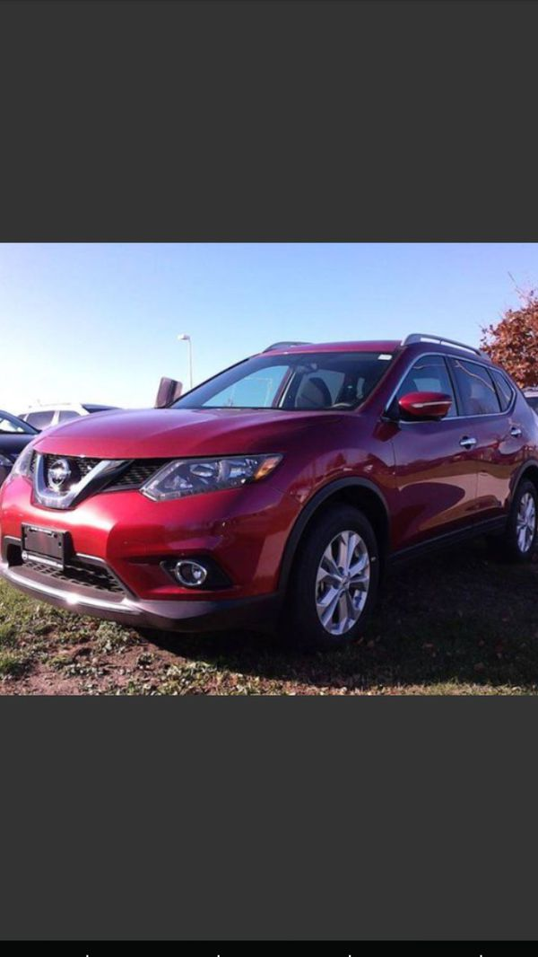 The 2015 Nissan Rogue SUV has a Manufacturer's Suggested Retail Price (MSRP)