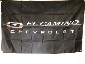 Chevy El Camino Wall Flag (3'x5') for Sale in Mokena, IL
