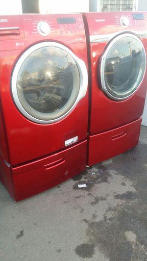 Samsung steam washer /dryer for Sale in Laveen Village, AZ