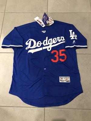 Cody Bellinger #35 Los Angeles Dodgers Flex Base Men's Jersey for Sale in Queen Creek, AZ