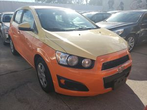 2013 Chevy Sonic for Sale in Hazel Park, MI