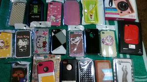 iPhone 4&4s phone cases and accessories 3for 5$ for Sale in San Diego, CA