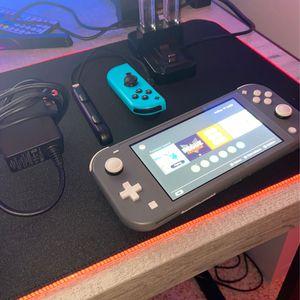 Nintendo Switch Lite (Gray) Included items in description for Sale in Hialeah, FL
