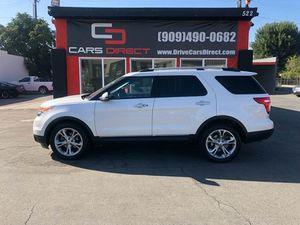 2013 Ford Explorer for Sale in Ontario, CA